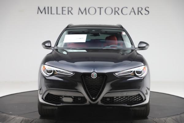 New 2020 Alfa Romeo Stelvio Sport Q4 for sale $50,795 at Alfa Romeo of Westport in Westport CT 06880 12
