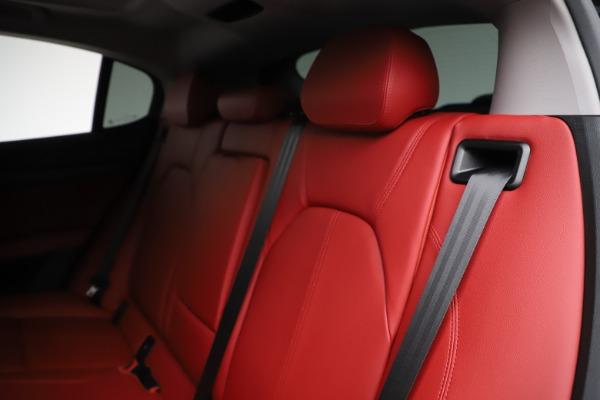 New 2020 Alfa Romeo Stelvio Sport Q4 for sale $50,795 at Alfa Romeo of Westport in Westport CT 06880 18