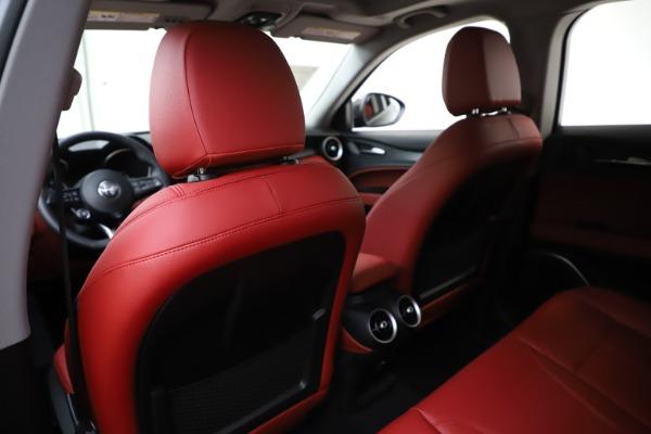 New 2020 Alfa Romeo Stelvio Sport Q4 for sale $50,795 at Alfa Romeo of Westport in Westport CT 06880 20