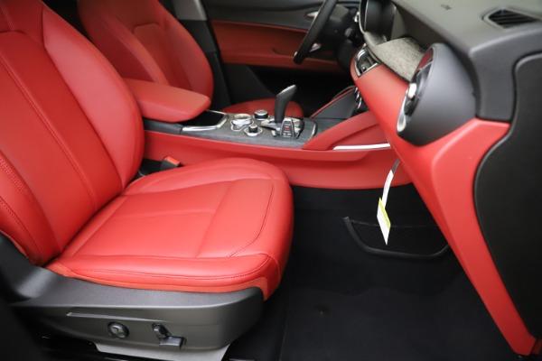 New 2020 Alfa Romeo Stelvio Sport Q4 for sale $50,795 at Alfa Romeo of Westport in Westport CT 06880 24