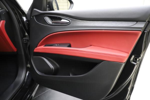 New 2020 Alfa Romeo Stelvio Sport Q4 for sale $50,795 at Alfa Romeo of Westport in Westport CT 06880 25