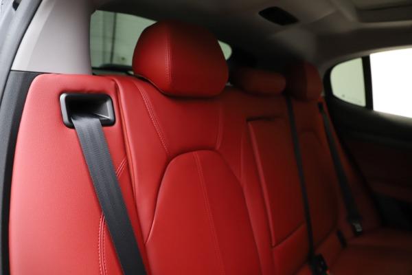 New 2020 Alfa Romeo Stelvio Sport Q4 for sale $50,795 at Alfa Romeo of Westport in Westport CT 06880 26