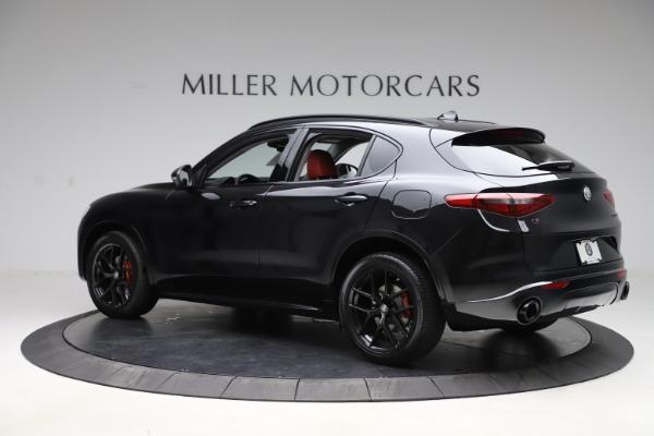 New 2020 Alfa Romeo Stelvio Sport Q4 for sale $50,795 at Alfa Romeo of Westport in Westport CT 06880 4
