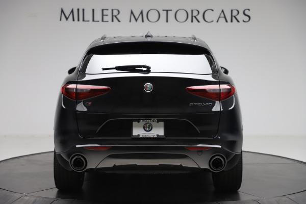 New 2020 Alfa Romeo Stelvio Sport Q4 for sale $50,795 at Alfa Romeo of Westport in Westport CT 06880 6