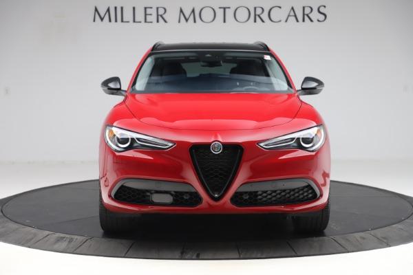 New 2020 Alfa Romeo Stelvio Sport Q4 for sale $50,495 at Alfa Romeo of Westport in Westport CT 06880 12