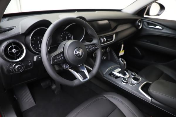 New 2020 Alfa Romeo Stelvio Sport Q4 for sale $50,495 at Alfa Romeo of Westport in Westport CT 06880 13