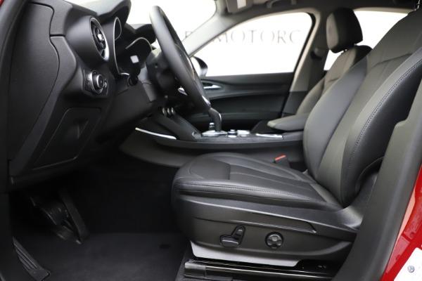 New 2020 Alfa Romeo Stelvio Sport Q4 for sale $50,495 at Alfa Romeo of Westport in Westport CT 06880 14