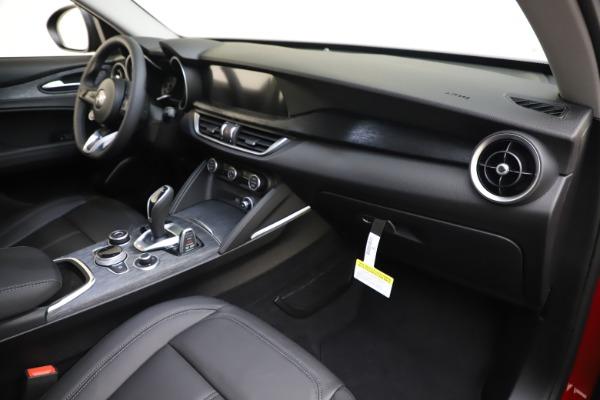 New 2020 Alfa Romeo Stelvio Sport Q4 for sale $50,495 at Alfa Romeo of Westport in Westport CT 06880 22