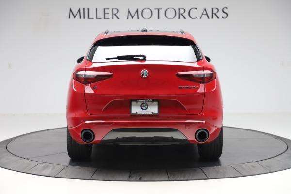 New 2020 Alfa Romeo Stelvio Sport Q4 for sale $50,495 at Alfa Romeo of Westport in Westport CT 06880 6