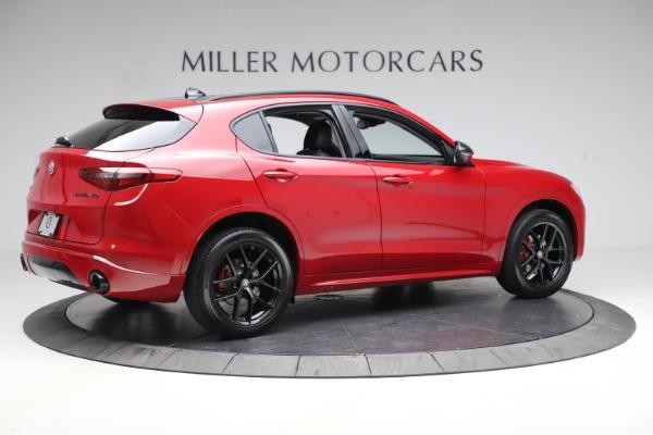 New 2020 Alfa Romeo Stelvio Sport Q4 for sale $50,495 at Alfa Romeo of Westport in Westport CT 06880 8