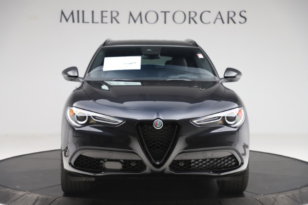 New 2020 Alfa Romeo Stelvio Ti Sport Q4 for sale Sold at Alfa Romeo of Westport in Westport CT 06880 12