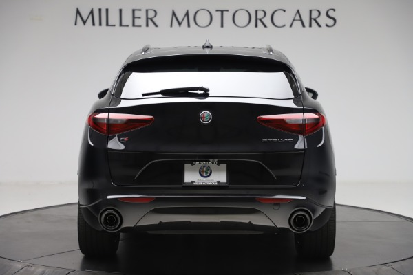 New 2020 Alfa Romeo Stelvio Ti Sport Q4 for sale Sold at Alfa Romeo of Westport in Westport CT 06880 6