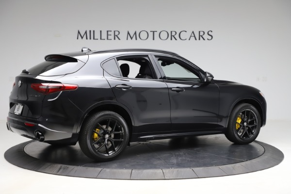 New 2020 Alfa Romeo Stelvio Ti Sport Q4 for sale Sold at Alfa Romeo of Westport in Westport CT 06880 8