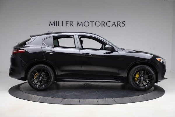New 2020 Alfa Romeo Stelvio Ti Sport Q4 for sale Sold at Alfa Romeo of Westport in Westport CT 06880 9