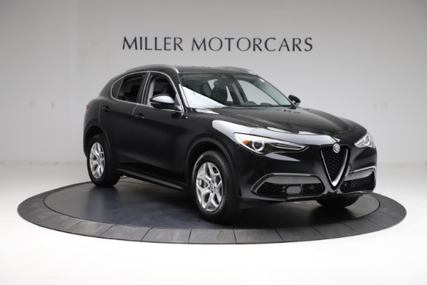 New 2020 Alfa Romeo Stelvio Q4 for sale $36,900 at Alfa Romeo of Westport in Westport CT 06880 12