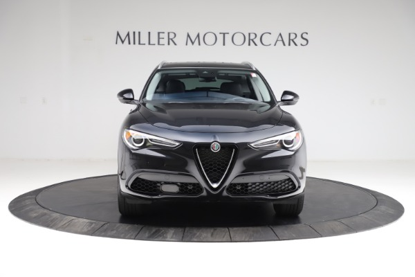 New 2020 Alfa Romeo Stelvio Q4 for sale $36,900 at Alfa Romeo of Westport in Westport CT 06880 2