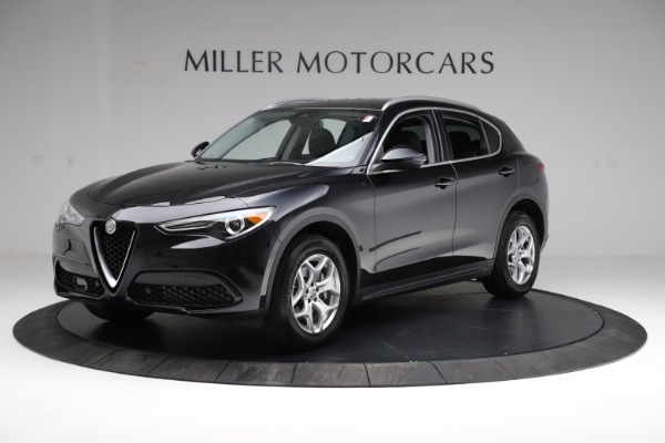New 2020 Alfa Romeo Stelvio Q4 for sale $36,900 at Alfa Romeo of Westport in Westport CT 06880 3