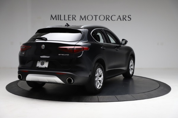 New 2020 Alfa Romeo Stelvio Q4 for sale $36,900 at Alfa Romeo of Westport in Westport CT 06880 8
