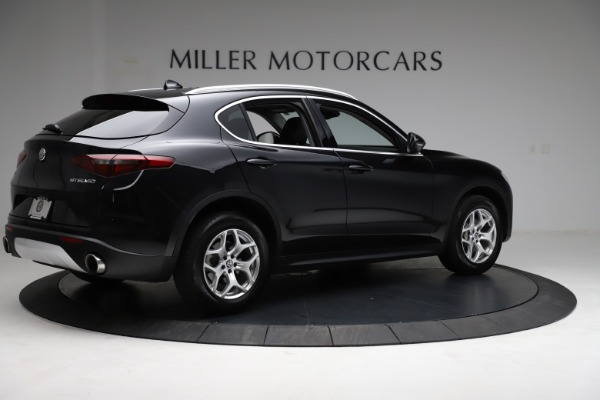 New 2020 Alfa Romeo Stelvio Q4 for sale $36,900 at Alfa Romeo of Westport in Westport CT 06880 9