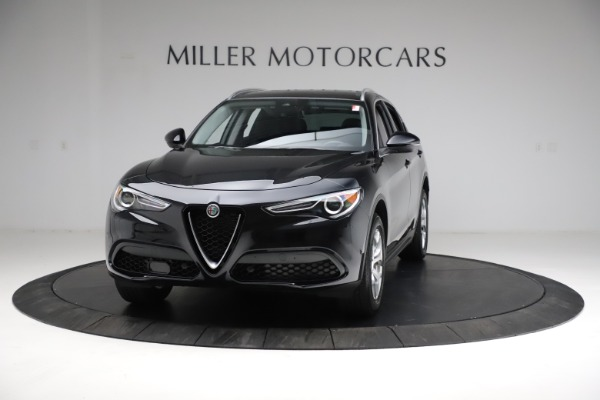 New 2020 Alfa Romeo Stelvio Q4 for sale $36,900 at Alfa Romeo of Westport in Westport CT 06880 1