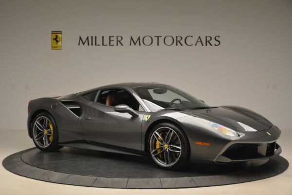 Used 2018 Ferrari 488 GTB for sale $249,900 at Alfa Romeo of Westport in Westport CT 06880 10