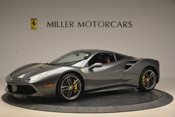 Used 2018 Ferrari 488 GTB for sale $249,900 at Alfa Romeo of Westport in Westport CT 06880 2