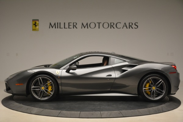 Used 2018 Ferrari 488 GTB for sale $249,900 at Alfa Romeo of Westport in Westport CT 06880 3
