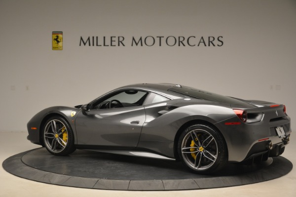 Used 2018 Ferrari 488 GTB for sale $249,900 at Alfa Romeo of Westport in Westport CT 06880 4