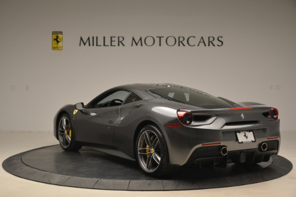 Used 2018 Ferrari 488 GTB for sale $249,900 at Alfa Romeo of Westport in Westport CT 06880 5