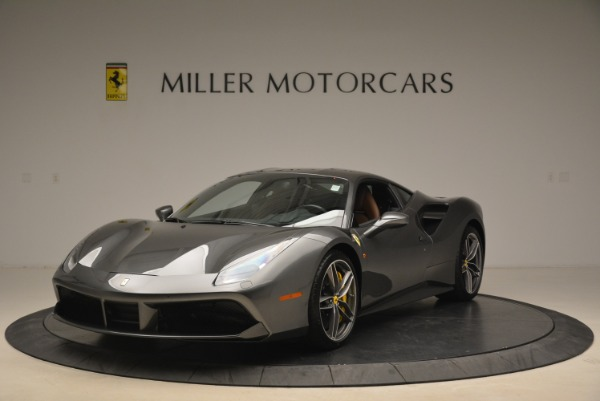 Used 2018 Ferrari 488 GTB for sale $249,900 at Alfa Romeo of Westport in Westport CT 06880 1