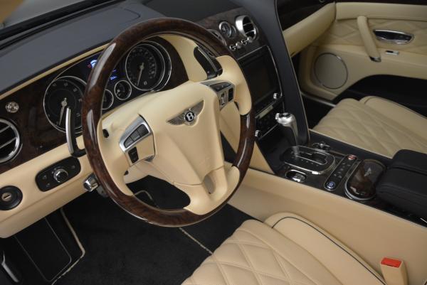 Used 2016 Bentley Flying Spur W12 for sale Sold at Alfa Romeo of Westport in Westport CT 06880 13
