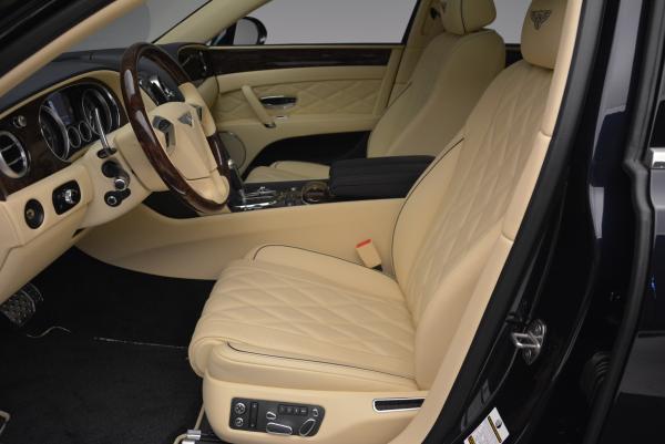 Used 2016 Bentley Flying Spur W12 for sale Sold at Alfa Romeo of Westport in Westport CT 06880 14