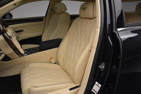 Used 2016 Bentley Flying Spur W12 for sale Sold at Alfa Romeo of Westport in Westport CT 06880 15