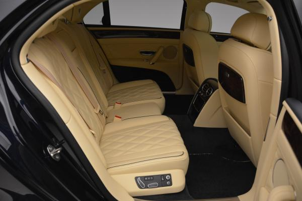 Used 2016 Bentley Flying Spur W12 for sale Sold at Alfa Romeo of Westport in Westport CT 06880 28