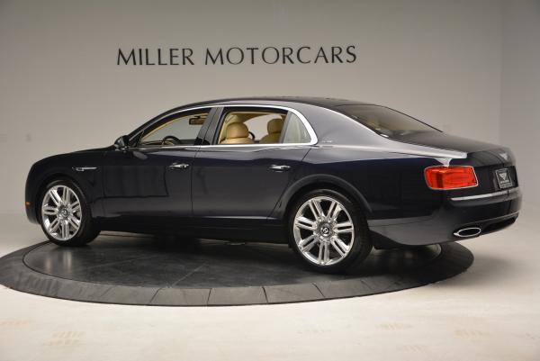 Used 2016 Bentley Flying Spur W12 for sale Sold at Alfa Romeo of Westport in Westport CT 06880 4