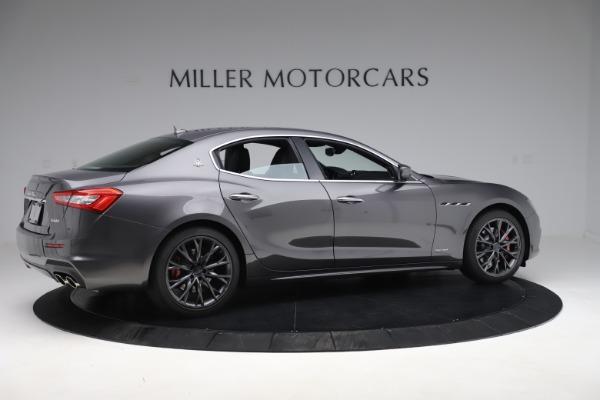 New 2019 Maserati Ghibli SQ4 GranSport for sale $100,695 at Alfa Romeo of Westport in Westport CT 06880 8
