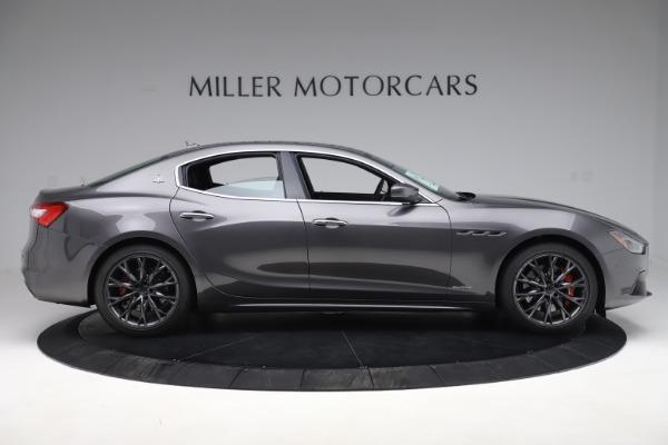 New 2019 Maserati Ghibli SQ4 GranSport for sale $100,695 at Alfa Romeo of Westport in Westport CT 06880 9