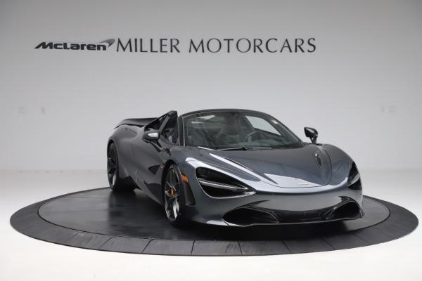 New 2020 McLaren 720S Spider Performance for sale $384,930 at Alfa Romeo of Westport in Westport CT 06880 10