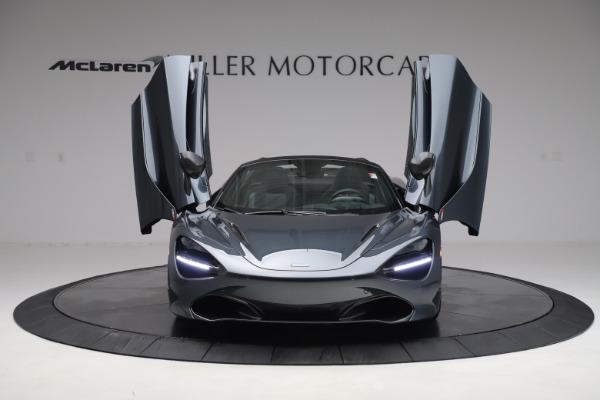 New 2020 McLaren 720S Spider Performance for sale $384,930 at Alfa Romeo of Westport in Westport CT 06880 12