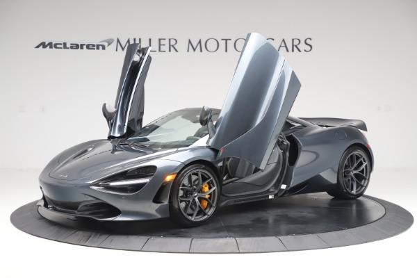 New 2020 McLaren 720S Spider Performance for sale $384,930 at Alfa Romeo of Westport in Westport CT 06880 13