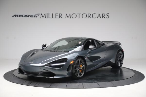 New 2020 McLaren 720S Spider Performance for sale $384,930 at Alfa Romeo of Westport in Westport CT 06880 14