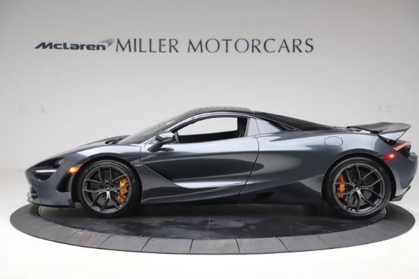 New 2020 McLaren 720S Spider Performance for sale $384,930 at Alfa Romeo of Westport in Westport CT 06880 15