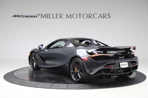 New 2020 McLaren 720S Spider Performance for sale $384,930 at Alfa Romeo of Westport in Westport CT 06880 16