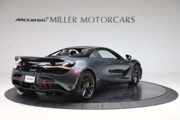 New 2020 McLaren 720S Spider Performance for sale $384,930 at Alfa Romeo of Westport in Westport CT 06880 18