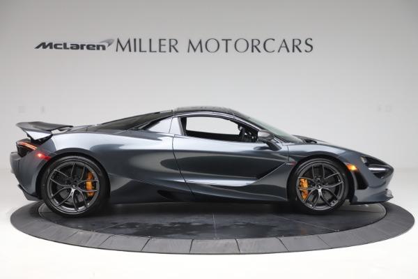 New 2020 McLaren 720S Spider Performance for sale $384,930 at Alfa Romeo of Westport in Westport CT 06880 19