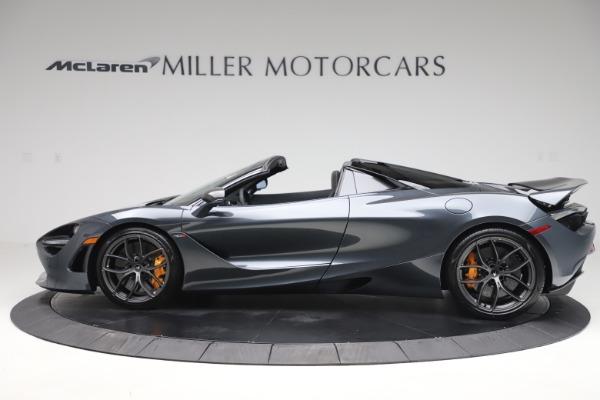 New 2020 McLaren 720S Spider Performance for sale $384,930 at Alfa Romeo of Westport in Westport CT 06880 2