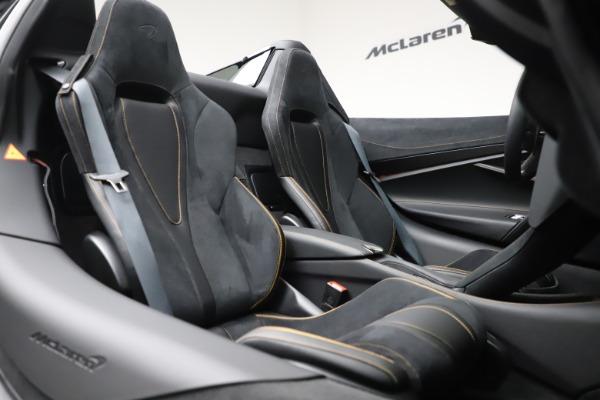 New 2020 McLaren 720S Spider Performance for sale $384,930 at Alfa Romeo of Westport in Westport CT 06880 27