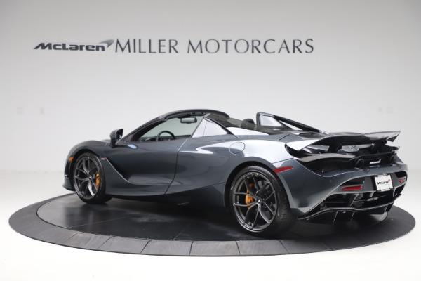 New 2020 McLaren 720S Spider Performance for sale $384,930 at Alfa Romeo of Westport in Westport CT 06880 3