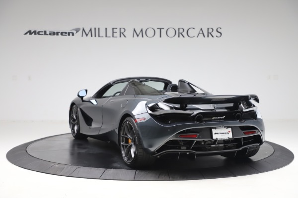 New 2020 McLaren 720S Spider Performance for sale $384,930 at Alfa Romeo of Westport in Westport CT 06880 4