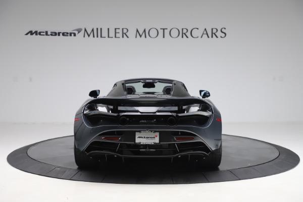 New 2020 McLaren 720S Spider Performance for sale $384,930 at Alfa Romeo of Westport in Westport CT 06880 5